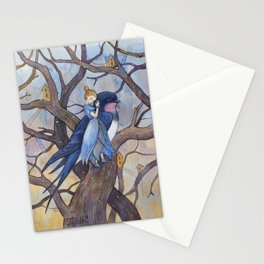 Thumbelina Stationery Cards
