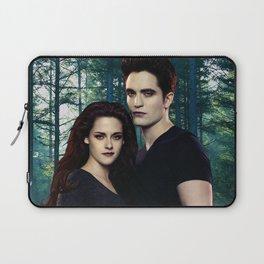Twilight - Breaking Dawn part 2, Vampire speeding motion. Edited by Laylalu Celis Laptop Sleeve