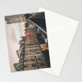 Edinburgh Sunset Stationery Cards