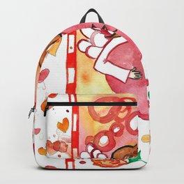 Healed Heart Backpack