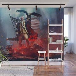 George WARSHINGTON Wall Mural