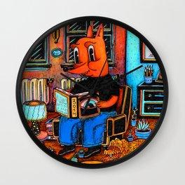 st. pauli Wall Clock