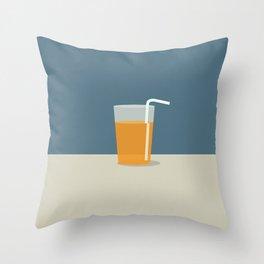 Juice Throw Pillow