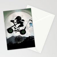 Halo Kid Stationery Cards