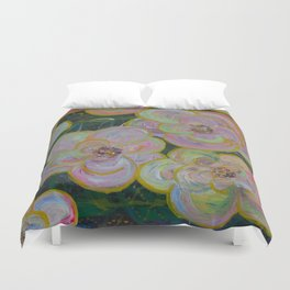 My flowers Duvet Cover