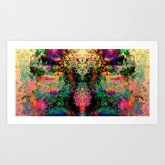 Minodaur Art Print