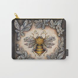 Crystal bumblebee Carry-All Pouch