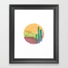Watercolour 05 Framed Art Print