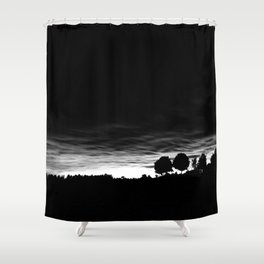 Sea of Clouds #2 Shower Curtain