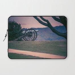 Lone Artillery Antietam National Battlefield Civil War Battleground Maryland Laptop Sleeve