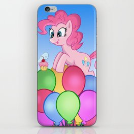 Pinkie Pie iPhone Skin