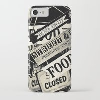 food iPhone & iPod Cases featuring FOOD by Vivian Fortunato