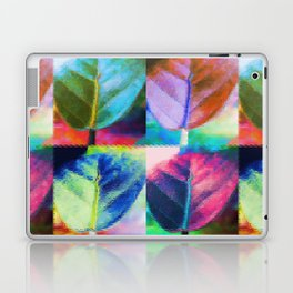 Abstract Leaf Colors Laptop & iPad Skin
