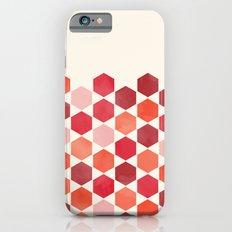 Red Tiles Slim Case iPhone 6s