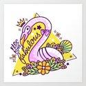Flamingo by betsyamparan