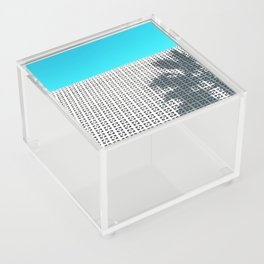 Parker Palm Springs with Palm Tree Shadow Acrylic Box