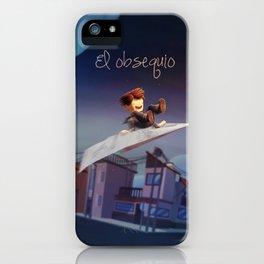 El Obsequio iPhone Case