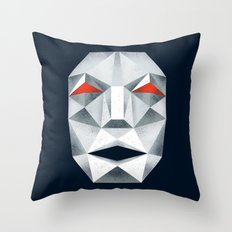 Star Fox Andross Lylat Lowpoly Laugher Throw Pillow