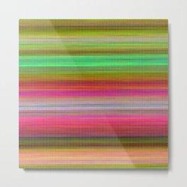 every color 010 Metal Print