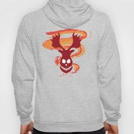 Deer skull Hoody
