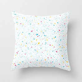 The Soup - Color Throw Pillow