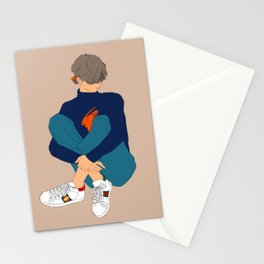 Aces Stationery Cards