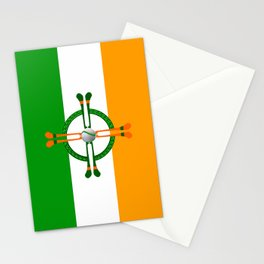 Hurley and Ball Celtic Cross Design Stationery Cards