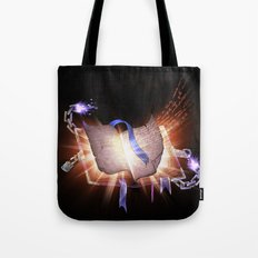 Arcane Brilliance Tote Bag