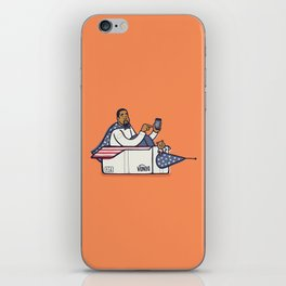 Can Ye Touch The Sky iPhone Skin