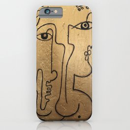 Wandering Mind iPhone Case