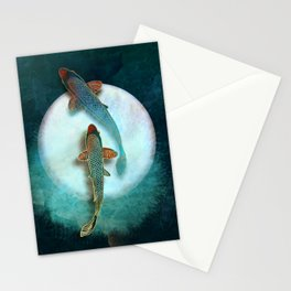 Koi & Luna Stationery Cards