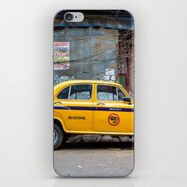 Taxi India iPhone Skin