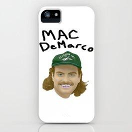 Mac DeMarco - Good Molestor 2 iPhone Case