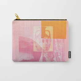 Portland Vase in Pink Carry-All Pouch