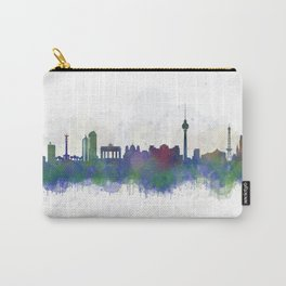 Berlin City Skyline HQ3 Carry-All Pouch