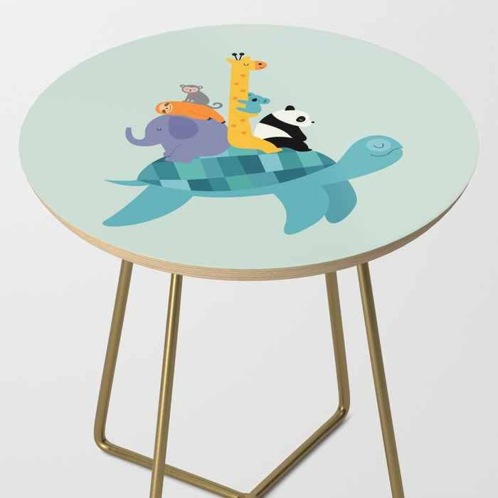 Travel Together Side Table