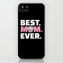 Giant Schnauzer Mom iPhone Case