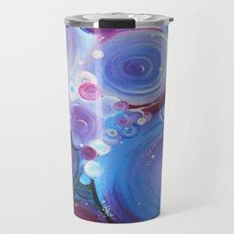 Abstract #211 Travel Mug