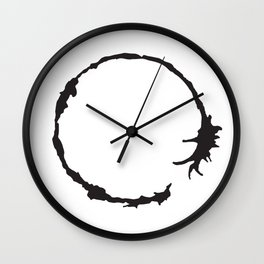 Arrival - Louise Wall Clock