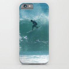 Lone Surfer iPhone 6 Slim Case