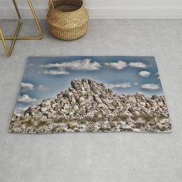 Rock Pile - Painterly Rug