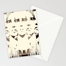 She's Remixed Stationery Cards