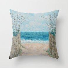Sandbridge Shores Throw Pillow