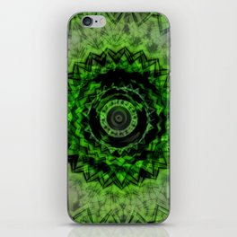 Come Back To Some Other Mandala 259 iPhone Skin