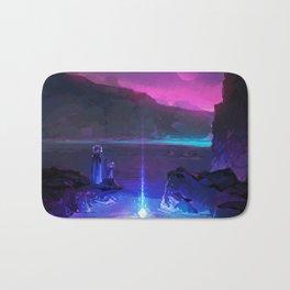 PHAZED PixelArt 8 Bath Mat