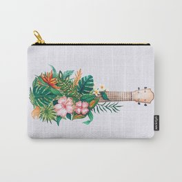 Tropical Ukulele Carry-All Pouch