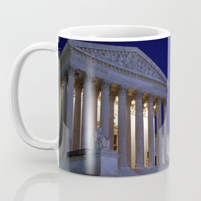 Supreme court Coffee Mug