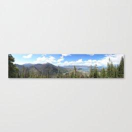 Colorado Summits Canvas Print