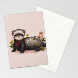 Little Ferret Stationery Cards
