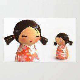 Kokeshi 07 Rug